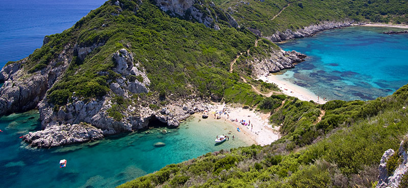 Vacanza trasgressiva per Corfù Κέρκυρα  Grecia